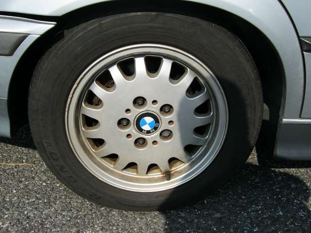Used 1995 AT BMW 3 Series E-CB25 Image[5]