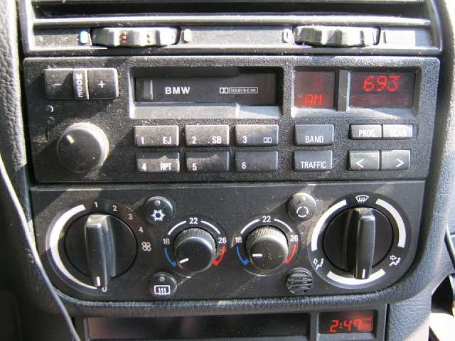 Used 1995 AT BMW 3 Series E-CB25 Image[6]