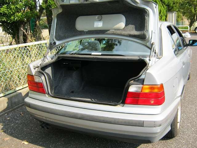 Used 1995 AT BMW 3 Series E-CB25 Image[7]