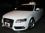 2009 AT Audi A4 ABA-8KCDNF