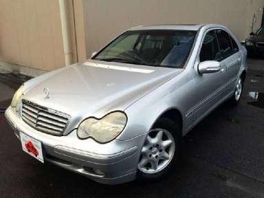 2000 AT Mercedes Benz C-Class GF-203045