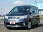 2011 CVT Nissan Serena DBA-FC26