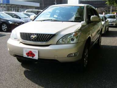 2005 AT Toyota Harrier CBA-ACU30W