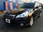 2014 AT Subaru Legacy Outback DBA-BRM