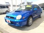 2000 MT Subaru Impreza GH-GDB