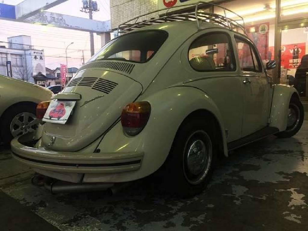 Used 1997 MT Volkswagen Beetle 不明 Image[2]