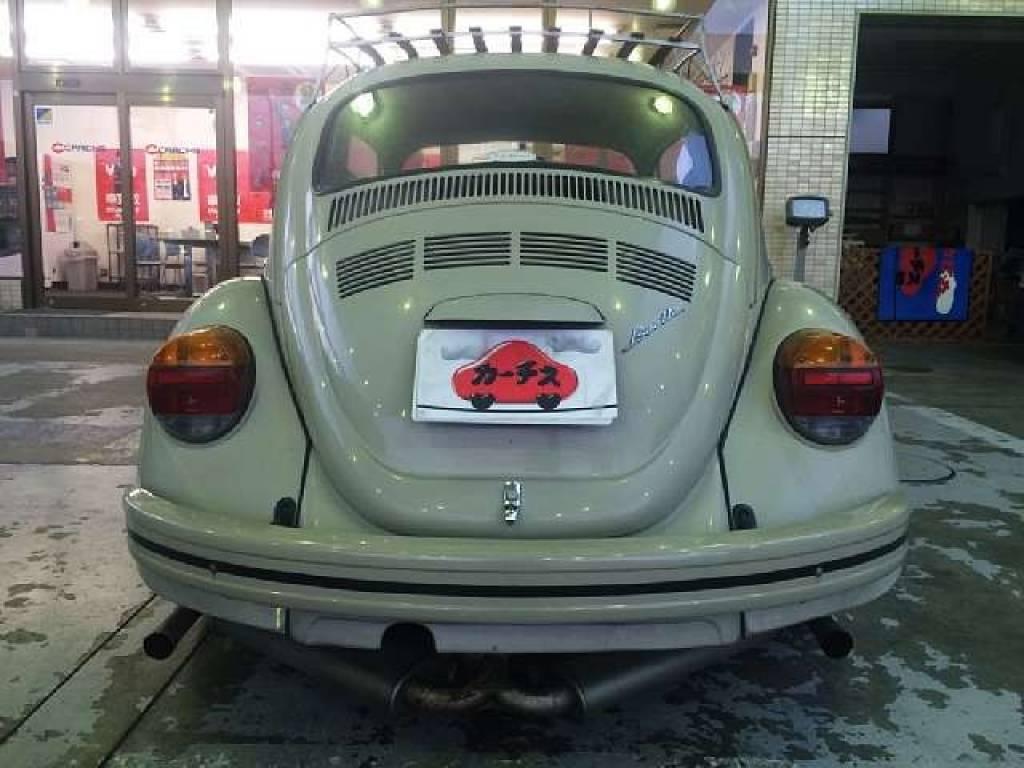 Used 1997 MT Volkswagen Beetle 不明 Image[8]