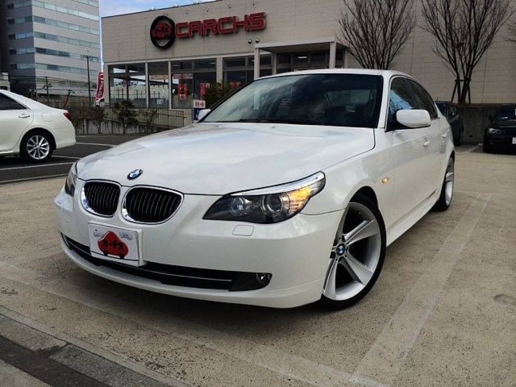 Used 2007 AT BMW 5 Series ABA-NU25