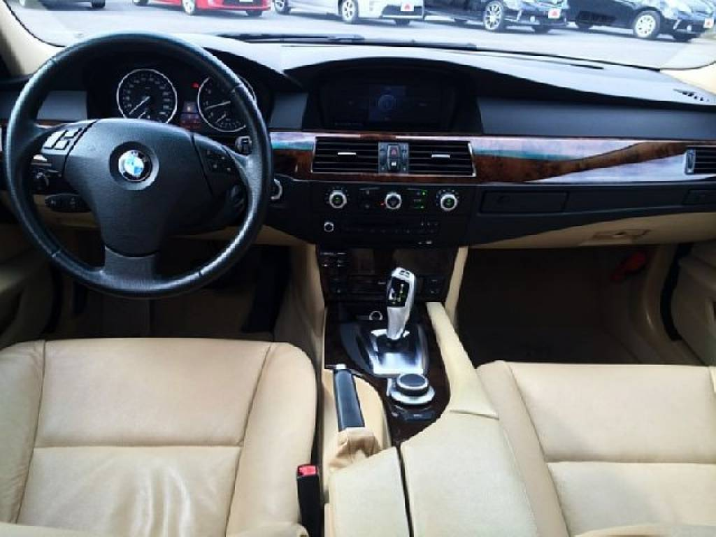 Used 2007 AT BMW 5 Series ABA-NU25 Image[1]