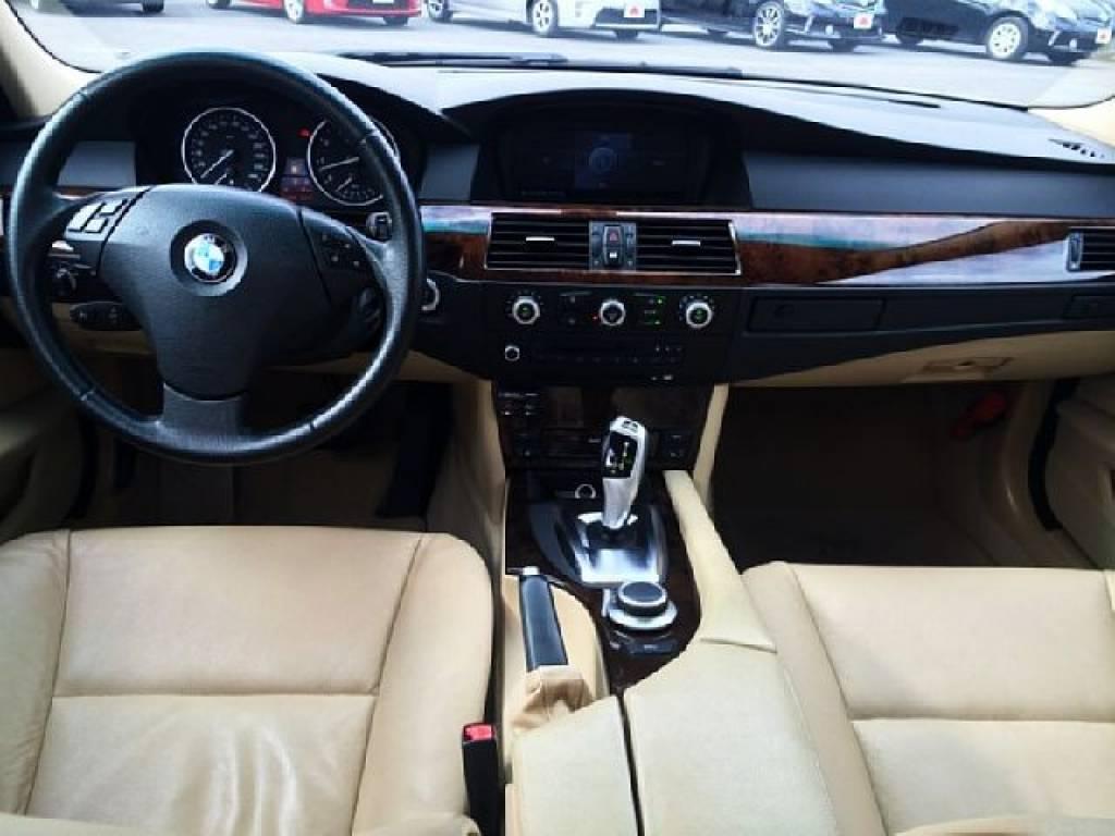 Used 2007 AT BMW 5 Series ABA-NU25 Image[1]