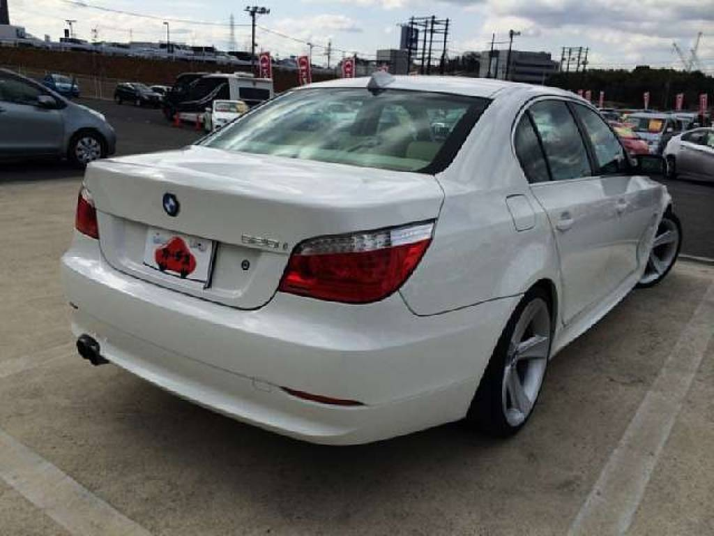 Used 2007 AT BMW 5 Series ABA-NU25 Image[2]