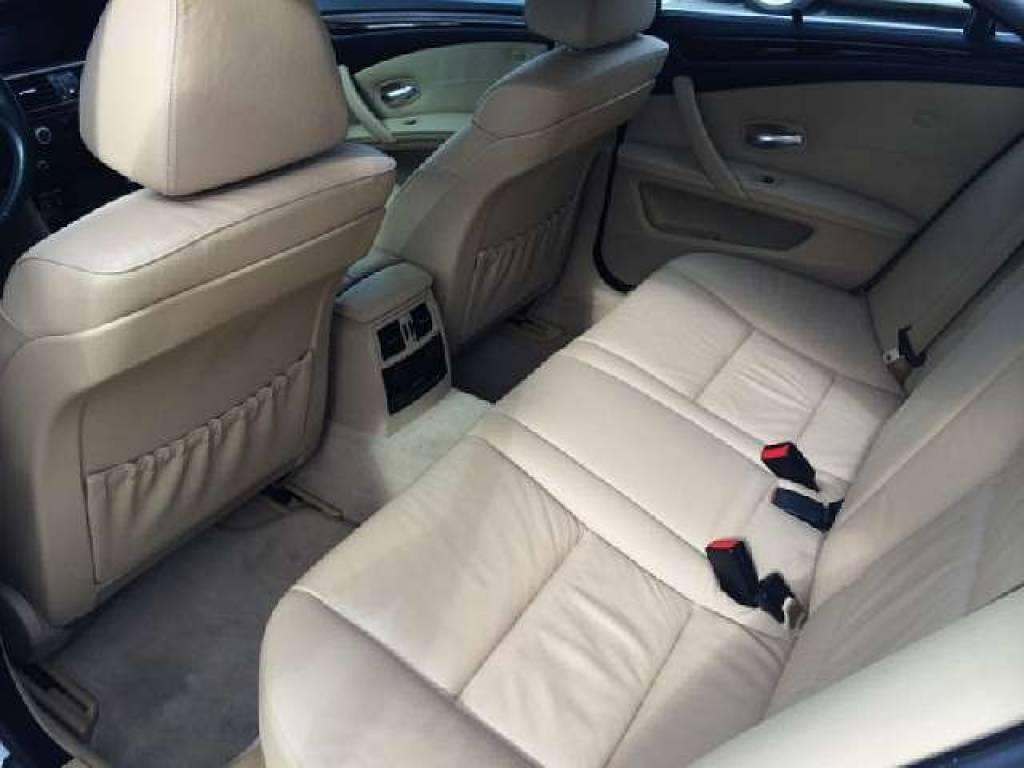 Used 2007 AT BMW 5 Series ABA-NU25 Image[8]