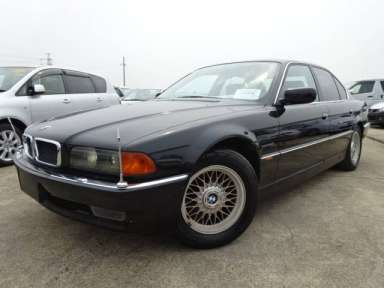 1995 AT BMW 7 Series GF40