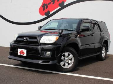 2005 AT Toyota Hilux Surf CBA-GRN215W