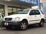 2001 AT Mercedes Benz M-Class KH-163113