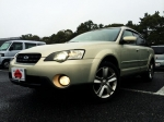 2005 AT Subaru Legacy Outback CBA-BP9