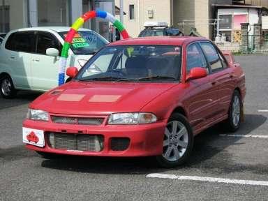 1992 MT Mitsubishi Lancer E-CD9A