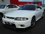 1998 MT Nissan Skyline E-BCNR33
