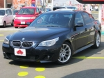 2007 AT BMW 5 Series ABA-NE25