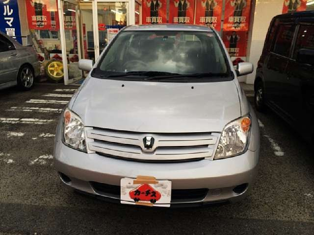 Used 2004 AT Toyota IST CBA-NCP60 Image[8]