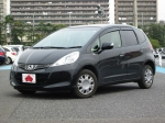 2012 CVT Honda Fit DBA-GE6