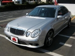 2005 AT Mercedes Benz E-Class GH-211070