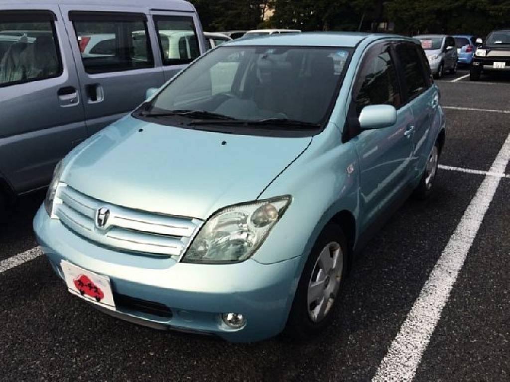 Used 2003 AT Toyota IST UA-NCP61