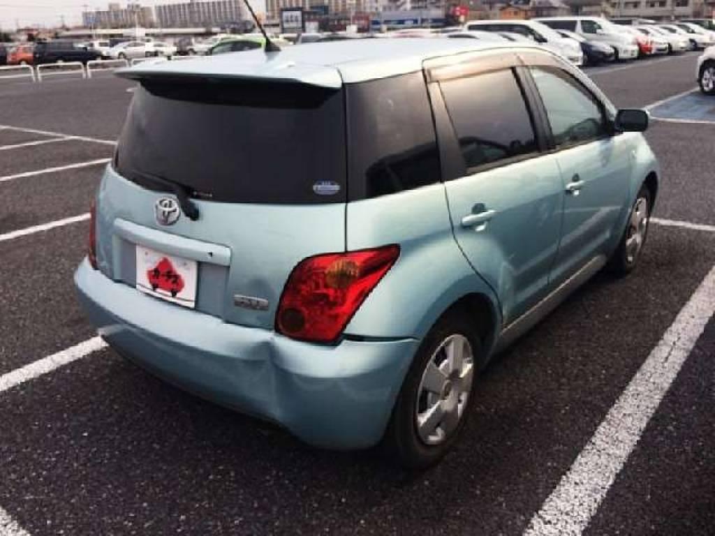 Used 2003 AT Toyota IST UA-NCP61 Image[2]