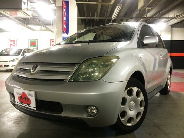 Used 2003 AT Toyota IST UA-NCP61