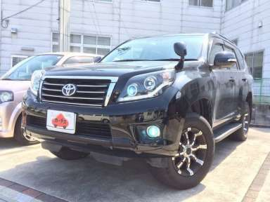 2012 AT Toyota Land Cruiser Prado CBA-TRJ150W