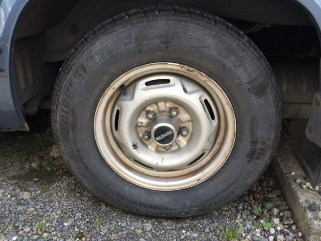 Used 1989 AT Toyota Hiace Van E-YH51G Image[4]