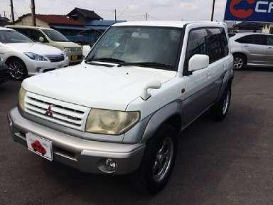 2000 AT Mitsubishi Pajero iO GF-H76W