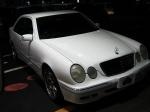 2001 AT Mercedes Benz E-Class GF-210062