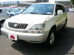 2001 AT Toyota Harrier TA-ACU10W
