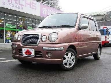 2001 AT Subaru Pleo TA-RA1