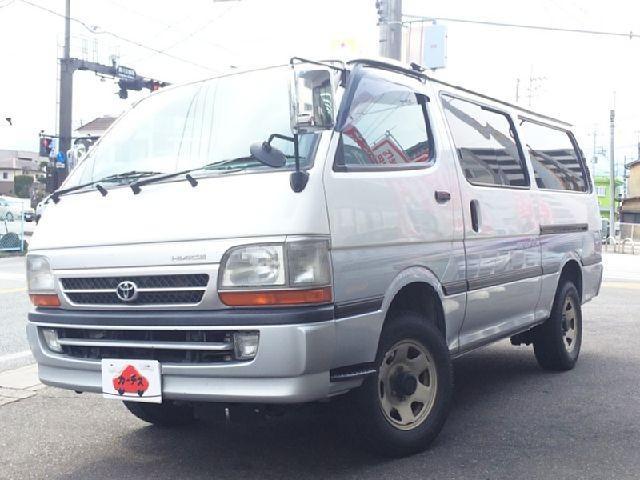 Used 1999 MT Toyota Hiace Van KG-LH178V