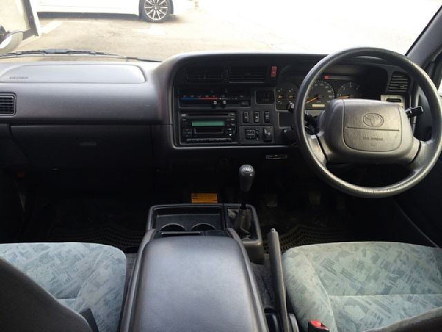 Used 1999 MT Toyota Hiace Van KG-LH178V Image[1]