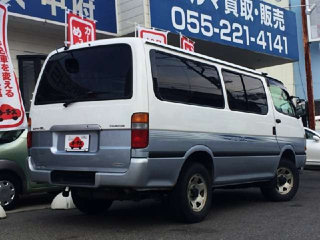 Used 1999 MT Toyota Hiace Van KG-LH178V Image[2]