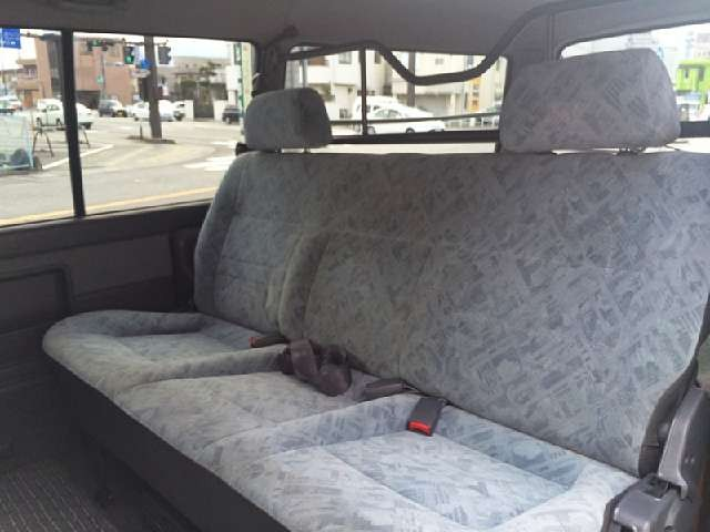 Used 1999 MT Toyota Hiace Van KG-LH178V Image[6]
