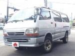 1999 MT Toyota Hiace Van KG-LH178V