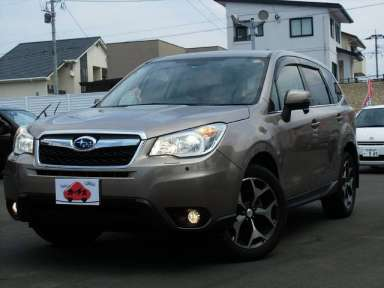 2013 AT Subaru Forester DBA-SJ5