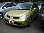 2006 CVT Nissan Tiida DBA-C11