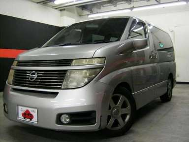 2003 AT Nissan Elgrand UA-E51