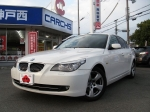 2009 AT BMW 5 Series ABA-NU25