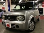 2008 AT Nissan Cube DBA-BZ11