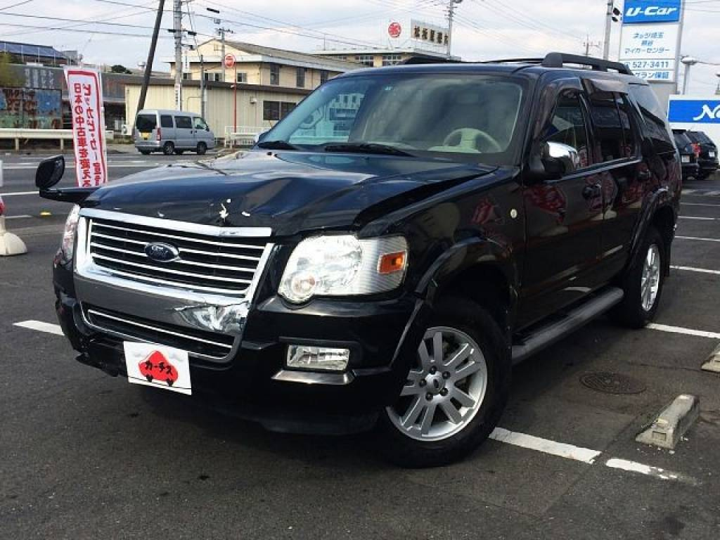 Used 2011 AT Ford  Explorer ABA-1FMEU74P