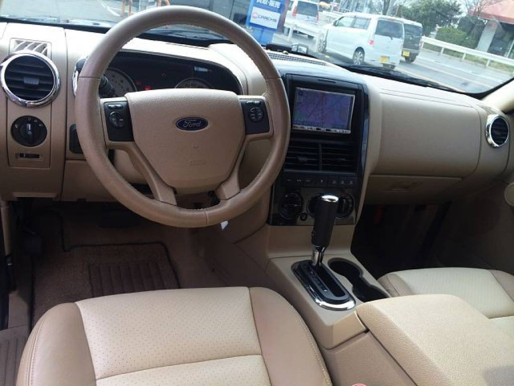 Used 2011 AT Ford  Explorer ABA-1FMEU74P Image[1]