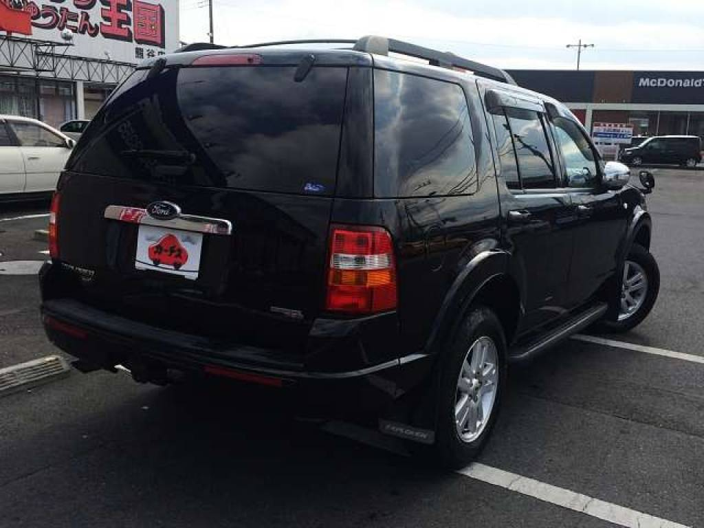 Used 2011 AT Ford Explorer ABA-1FMEU74P Image[2]