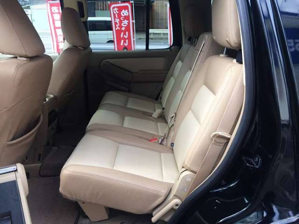 Used 2011 AT Ford  Explorer ABA-1FMEU74P Image[7]