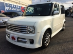 2003 AT Nissan Cube UA-BZ11
